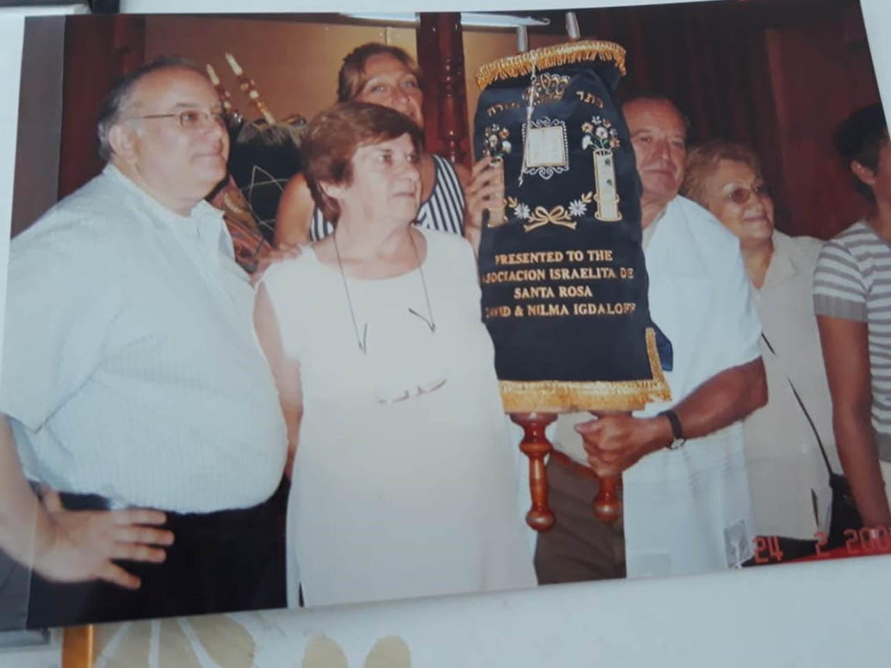 Asociación Israelita de Santa Rosa. 8