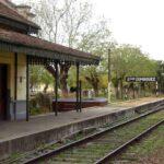 Estación FFCC - Villa Domínguez